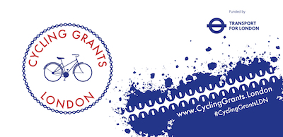 Walking and Cycling Grants logo